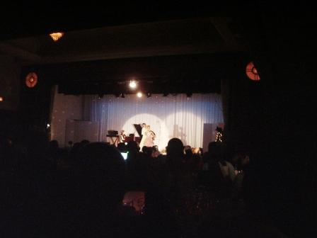 元OSKスターのX'masディナーショーに行ってきました!